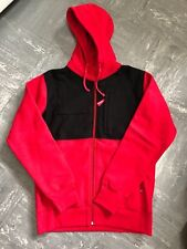 Supreme Outdoor Zip Up Jacket - Red/Black - M * IN HAND * BNWT - Box Logo