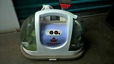 Bissell Little Green ProHeat Deep Reach Vacuum With Turbo Brush Model
