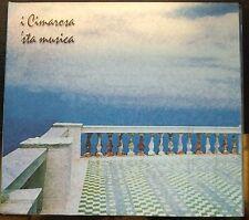 I Cimarosa 'Sta Musica Cd Single Digipack  Enzo Gragnaniello James Senese
