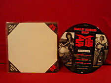 MICHAEL SCHENKER GROUP ANYTIME NEAR MINT LIMITED EDITION PICTURE DISC