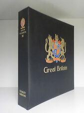 Great Britain (Queen Elizabeth II) Stamps in Stanley Gibbons Binder (ID:613)