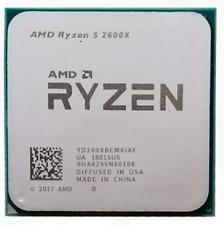AMD Ryzen 5 2600X R5 2600X 3.6GHz 6Core 12Thr 95W Socket AM4 CPU Processor
