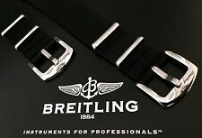 Breitling Fabric/Canvas Strap Wristwatch Bands