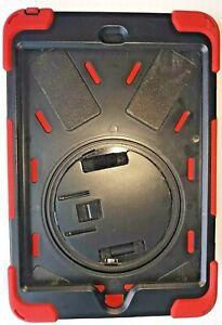 "ZenRich Samsung Galaxy Tab 8.0"" 2018 Case, Rotatable w/Kickstand, Hand Strap. He"