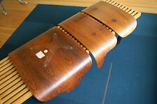 Herman Miller Eames Lounge Chair Rosewood Headrest Seat Back Lumbar Shell 670