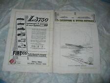 IL GAZZETTINO DI STRESA BORROMEO 16 1929 CRONACHE BELGIRATE BAVENO FIAT 509