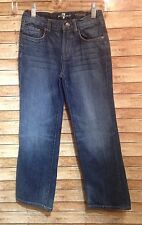 7 For All Mankind Girls Relaxed Jeans Size 7