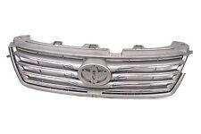 original Toyota Landcruiser grau silber 53101-42360 Kühlergrill Frontgrill Grill