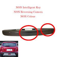Per Nissan Qashqai j10 jj10 Maniglia Posteriore Baule Portellone Nero Primer ITT