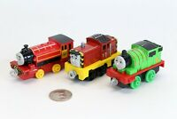 Thomas & Friends Adventures Train Engine PERCY, TALKING SALTY, VICTOR Diecast