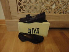 Stunning Real Leather  Brown Shoes from Riva, UK Size 7,EU 40,BNIB