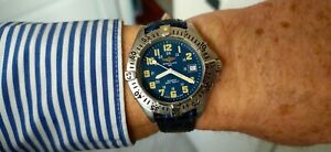 BREITLING Colt A57035 300 m. SUB Diver  BELLISSIMO *STUNNING Watch*!!!