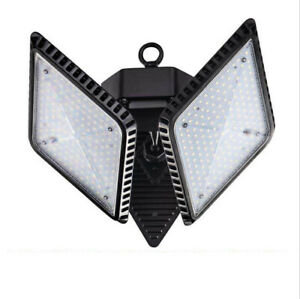 150W LED UFO High Bay Warehouse Garage Shop Ceiling Lights 6000K 100-277V