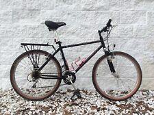 "Schwinn Moab-S Vintage Mountain Bike! 19.5"" Frame~Front Suspension~21 Speed~USA"