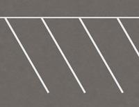 O Scale Parking Lot Diagonal Model Train Scenery Sheets –5 Seamless 8.5x11