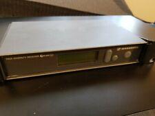 Sennheiser EW 300 G2 Wireless System .Tested