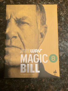 MAGIC 8 BILL Subway Limited Edition of 500 BELICHICK *NEW *Fast Shipping