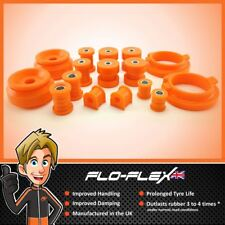 Ford Fiesta Mk2 Front & Rear Suspension Bush Kit in Poly Polyurethane - FloFlex
