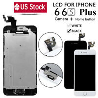 For iPhone 6S 6 Plus LCD Touch Screen Full Replacement With Camera & Home Button