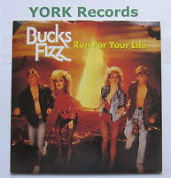 "BUCKS FIZZ - Run For Your Life - Excellent Condition 7"" Single RCA FIZ 1"