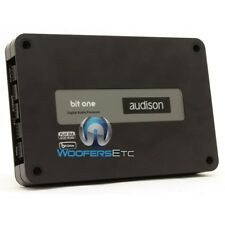 AUDISON BIT ONE.1 SIGNAL PROCESSOR FOR AMPLIFIERS CAR AUDIO DSP NEW