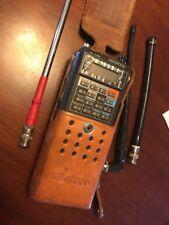 Kenwood TR-2600A Handheld 2 Meter Transceiver Ham HT 144 MHZ Untested