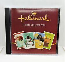 Hallmark Card Studio 2010 - PC Software for Windows XP Vista or 7