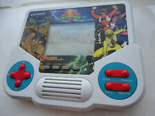 Mighty Morphin Power Rangers ELECTRONIC LCD HANDHELD GAME TIGER ELECTRONICS 1988