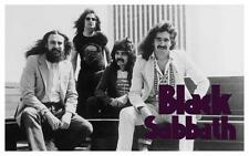 Black Sabbath *Poster* Sabotage Never Say Die Era Vintage Amazing Image