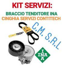 KIT CINGHIA SERVIZI ALTERNATORE ALFA ROMEO 159 1.9 110KW 150CV JTDM