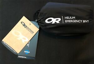 Outdoor Research Emergency Helium Bivy - Ultra Light 9.6 oz UL OR BRAND NEW