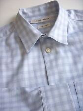 *MARC JACOBS* MAINLINE - MENS WOVEN CHECKS COTTON SHIRT- ITALY- Size 44