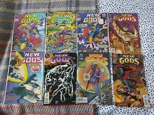 New Gods Comic Bundle- Various Comics (DC Comics)