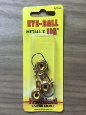Northland Fishing Tackle - Metallic Eye-Ball Jig® - Metallic Gold