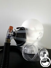 More details for anaesthesia mask harness pipe valve & spacer - rubber rebreather bag alternative