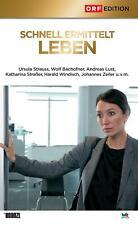 SCHNELL ERMITTELT: LEBEN (Ursula Strauss, Wolf Bachofner) NEU+OVP
