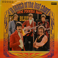 """THE MOODY BLUES - IN SEARCH OF THE LOST CHORD DERAM SML 711 12 """" LP (W 954)"""