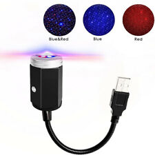Usb Car Roof Star Projector Led Night Light 3 Colors 7 Lighting Effects Lamp MO