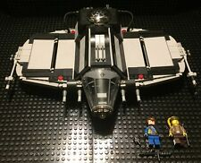 Custom MCS Star War Hitite class Fighter Bomber with pilot and co Pilot
