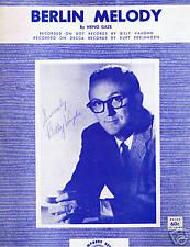 1961 - Billy Vaughan - Berlin Melody