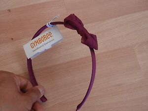 NWT GIRLS GYMBOREE HEADBAND, HAIR CLIPS FALLING FOR FEATHERS