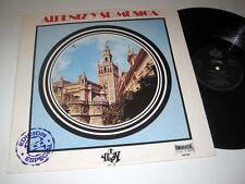 ALBENIZ Y SU MUSICA Yupy CL-9 NM/NM- Import