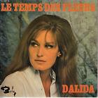 45TRS VINYL 7''/ FRENCH EP BARCLAY DALIDA / LE TEMPS DES FLEURS + 3 /LANGUETTE