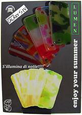 Cover fluorescente per SAMSUNG GALAXY S3 MINI i8190 Custodia Star Light Novità