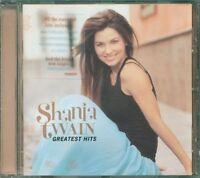 Shania Twain - Greatest Hits Cd Perfetto Spedito in 48H