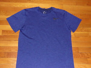 NIKE DRI-FIT SHORT SLEEVE JERSEY MENS XL EXCELLENT CONDITION
