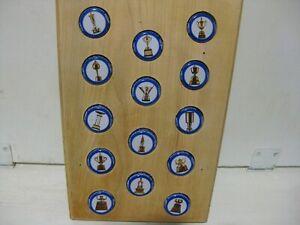 Labatt  NHL Hockey Trophy  Beer Bottle Caps (crowns)
