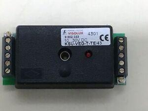 **NEW** Visolux KSU-VEG-T/43-TE , Sensor *NEW IN BOX*