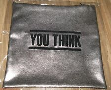 GIRLS' GENERATION SMTOWN COEX Artium OFFICIAL GOODS YOU THINK CUSHION COVER NEW