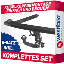 Für Audi A3 8L 3//5-Tür Schrägheck 96-03 Kpl Anhängerkupplung starr+E-Satz 13p